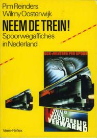 Neem de trein! Spoorwegaffiches in Nederland