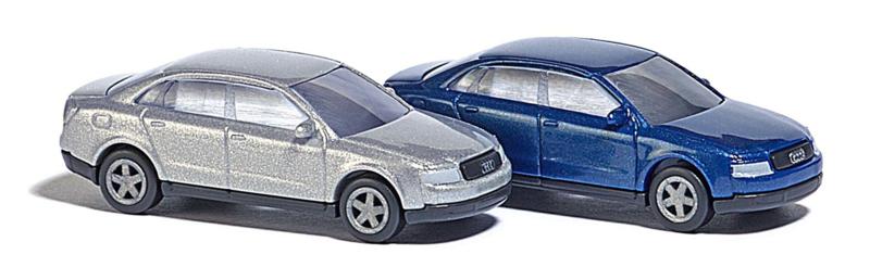 BA 8340 Audi A4 1:160