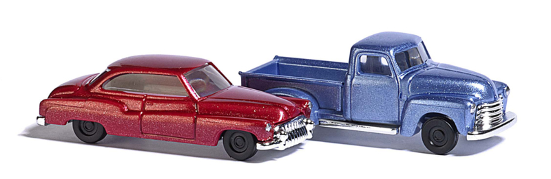 BA 8349 Chevy Pick Up & Buick 1:160