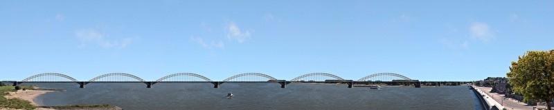 305 Waalbrug HO 30 cm hoog