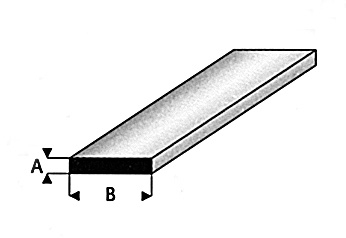 massief profiel strip 408-57