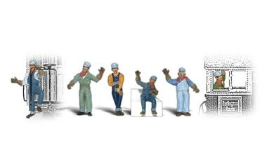 WLS A2733 Engineers 1:43
