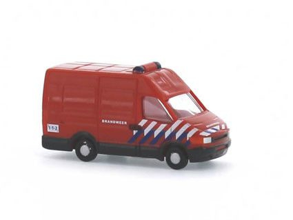 R16170 Iveco Daily brandweer NL 1:160