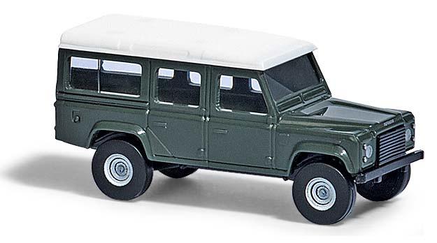 BA 8371 Land Rover groen 1:160