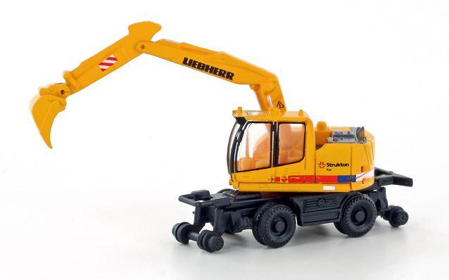 MIS-LC 4260-1 Liebherr weg/railvoertuig Structon 1:160