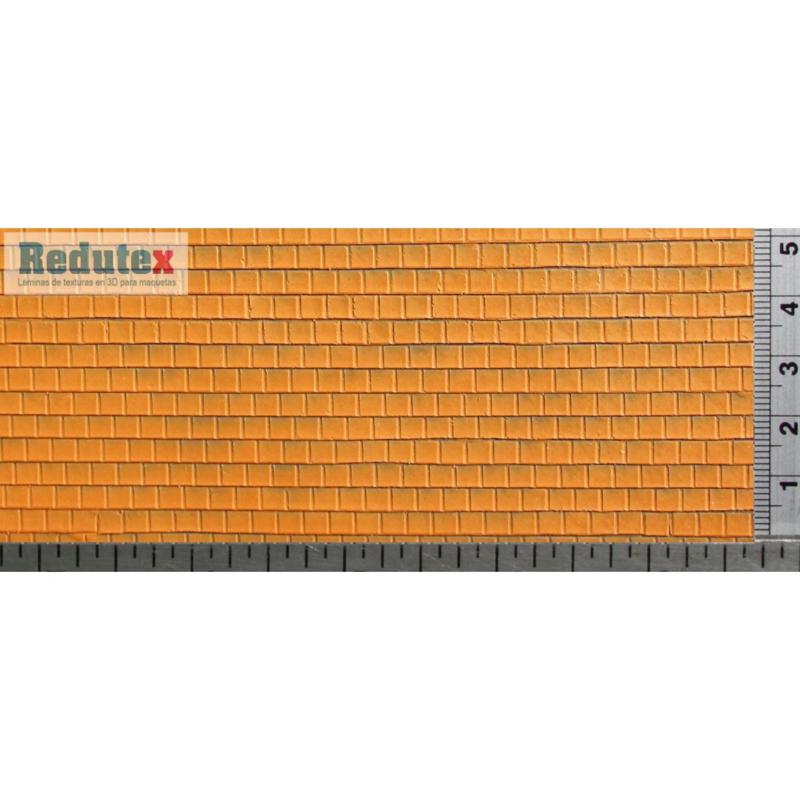 Redutex leitjes oranje 043 PC 113