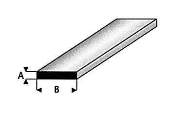 massief profiel strip 409-57