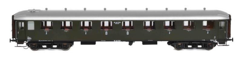 EX 1010 NS AB 7541 personenrijtuig