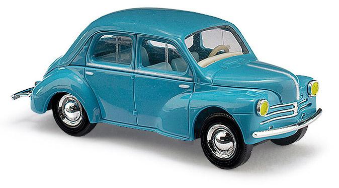 BA 46519 Renault 4 CV blauw 1:87