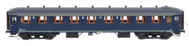 EX 1012 NS B 6153 personenrijtuig