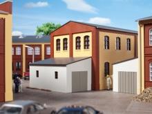80105 Aanbouw garage/berging
