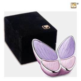 K1040 Mini LoveUrns Butterfly Urn Roze  (0.05 liter)