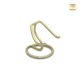 standaard voor kleine urn HUH 002 goud