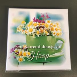 Een geurend doosje vol hoop