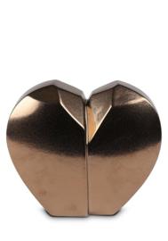 Urn hartvorm goud, 4,5L