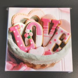 Een geurend doosje 'Love'