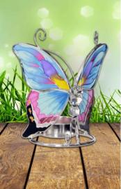 vlinder waxinelichthouder art. 247