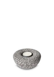 urn Tealight Carbon Grey, 0,4L