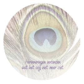 Herinneringen verbinden (20cm)