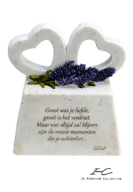 Marble Heart, Groot was je liefde...