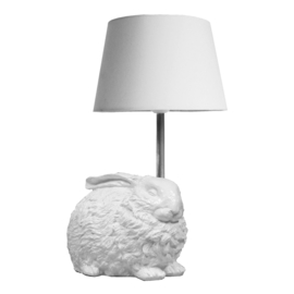 Lamp slapend konijn