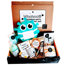 Happy Lockdown Birthday Box