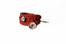 Armband  Roodkapwever