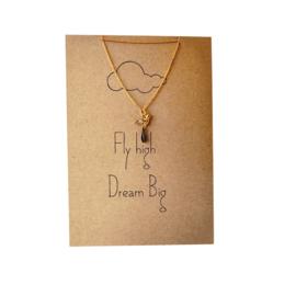 Dream box , fly high dream big
