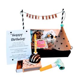 Happy Birthday box M