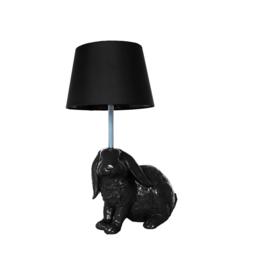 Lamp zittend konijn