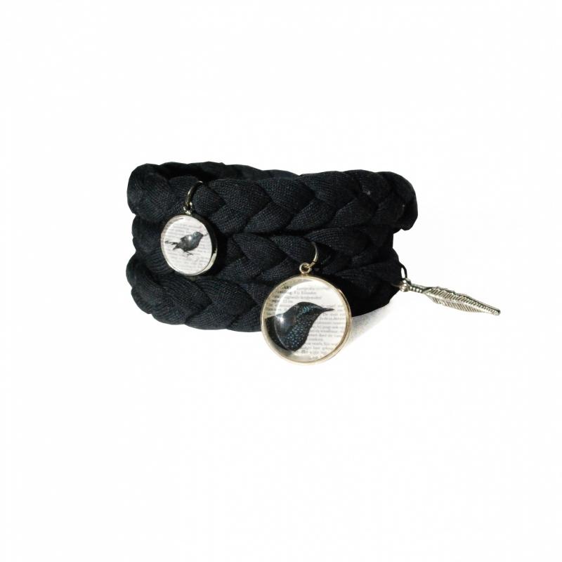 Armband  Zijdestaart