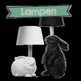 konijn lamp | noukienouk