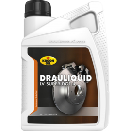 Kroon-Oil DRAULIQUID-LV SUPER DOT 4 1 Liter