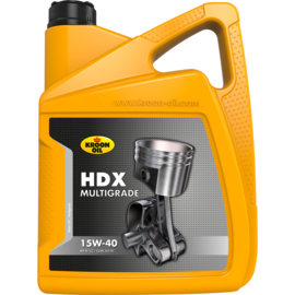 Kroon-Oil HDX 15W-40