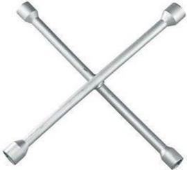 """Kruissleutel wielsleutel 13/16"""" -17-19-22 mm"""