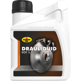Kroon-Oil DRAULIQUID DOT 5.1 500 mL