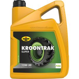 KROONTRAK SUPER 15W-30  5 LITER