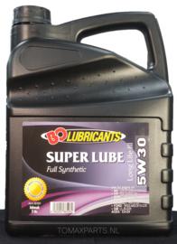 BO Motor-Oil  5W30 Super Lube Full Synthetic Long Life 5 liter