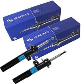SACHS 311403 311404 Schokdemper set vooras BMW 3-Serie  E90 E91 E92 E93