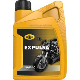 Kroon EXPULSA 10W-40 semi-synthetische motorfiets motorolie 1tr