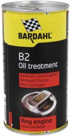 BARDAHL B2 Oil Treatment 300ml tegen olieverbruik