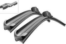 A414S Bosch ruitenwisser set flatblade 3397007414