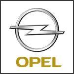 Remblokken Opel