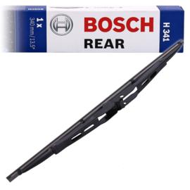 Bosch H341 achter ruitenwisser 34cm haakbevestiging