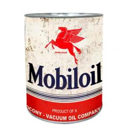 Classic Oil Can - Mobiloil