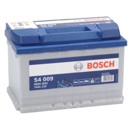 BOSCH S4009 auto start accu 12V 74Ah