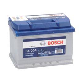 BOSCH S4004 auto start accu 12V 60Ah