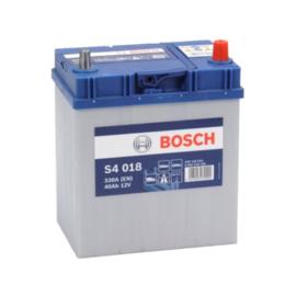 BOSCH S4018 auto start accu 12V 40AH