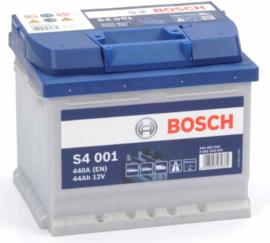 BOSCH S4001 auto start accu 12V 44Ah