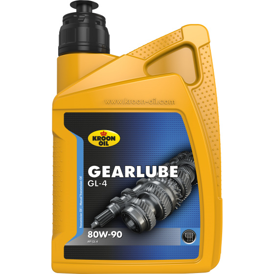 GEARLUBE GL-4 80W-90 1 Liter